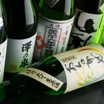 旬の味わいを堪能できる、おすすめの日本酒各種