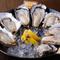 常時10種類以上の全国より厳選された極上の生牡蠣をご用意しております!