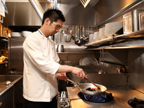 料理も雰囲気も満足していただける、心を込めたサービス