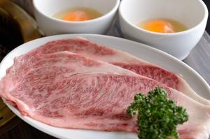 絶品の美味しさ! 『炙り和牛サーロイン(二枚)』