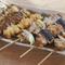 やきとり、つくね、ぶた串、野菜串など種類は30種類以上