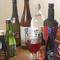 美味い地酒から焼酎、ワイン、ウィスキーまで豊富なドリンクたち