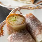みる貝のコリコリ感がたまらない『みる貝と季節野菜の炒め』