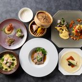 中国各地の料理を堪能できるチャイニーズレストラン