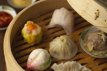 バラエティに溢れる味わいを堪能できる本格中国料理の数々