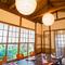 四季を感じつの日本庭園。貸切できる離れ個室で旬の贅を味わう