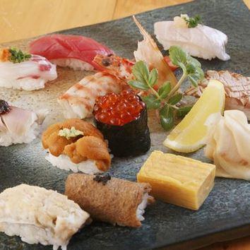 【120分VIP飲み放題付】厳選鮮魚メインの全9品 お魚会席コース