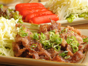 シンプルな味わいの『牛あごすじ(塩)』
