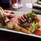 7種の料理を味わえる『前菜の盛合わせ』