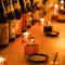 素材の旨味を最大限に引き出す日本酒の数々