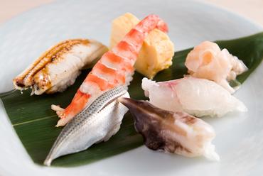 厳選した素材のみ使用した『特選寿司』