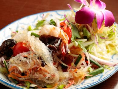 タイに古くからある母の味『ヤムウンセン(春雨サラダ)』