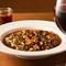 沖縄料理×中国料理の唯一のメニュー『琉球麻婆豆腐』