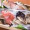 選りすぐりの山海の美味を、心を込めて調理