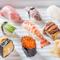上品な旨味が絶妙なお寿司が8貫入った『上にぎり』