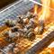 宮崎の日向地鶏を使った『親鶏ももの炭火焼』
