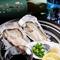 一年中楽しめます! 産地直送の新鮮な生牡蠣