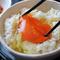 新鮮なこだわり玉子を使った『玉子かけご飯』