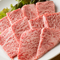 舌にのせるととろける肉質。上質な脂と柔らかな食感『カルビ』