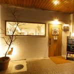 地元民から観光客に人気。盛岡の中心地にあるお店です