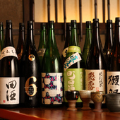 日本酒やワインも充実 上品な大人の為だけに許された至福の一時