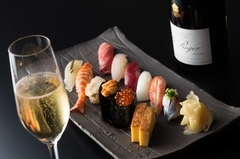 「寿司」のその他ディナーコースは、「料理ページ -◆寿司 ディナー◆」をご覧ください。