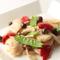 金目鯛と筍の塩炒め