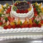 各種デコレーションケーキ