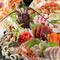 鮮度にこだわる旬食材を盛り込んだ贅沢コースは貸切宴会にもオススメです!