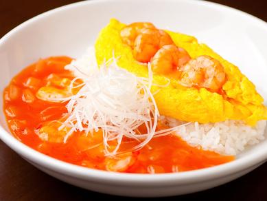 鶏もも肉一枚使用『鶏もも肉のパリパリ揚げ 北京ダック風』