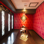 歓送迎会にぴったりな個室あり。性別や年代を問わず楽しめる空間
