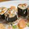 温かくシャキッとした食感が、女性に大人気 『山芋磯辺揚げ』