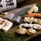 新鮮な旬の魚介や、上州のブランド肉にこだわっているお店