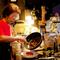 熟練した料理人が一品一品、すべて手づくりした味に舌鼓