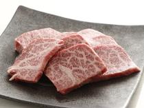 国産の良質な肉の旨みを堪能! 『A4牛カルビ』