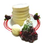 【京都店限定】きなこクリーム・パンケーキ
