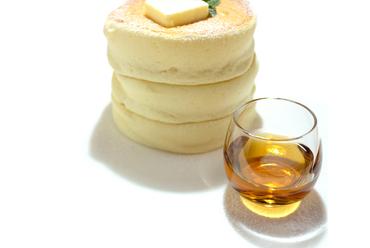 シンプルな味が人気の『fleur・パンケーキ』