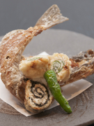 旬の魚を使ったさまざまな料理を味わえるお店