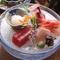 お刺身 料理は一例。季節ごとに変更。要予約。