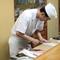 料理の道を極めつつ「出町子供歌舞伎曳山」へも深い造詣をもつ