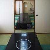 用途にあわせて選べるゆったりできる個室が4部屋
