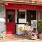 赤い扉が目印。新潟で本格フレンチを楽しめます
