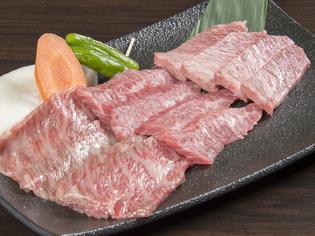 松阪牛のおいしさを楽しめる『松坂牛おまかせ三種盛り』