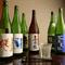 食事をよりおいしくする辛口の日本酒を揃えています