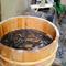 鮮度の良さに自信があるから『ほねぬき鍋』は生のまま鍋に盛る