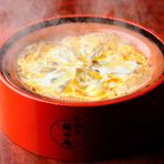 卵で「どぜう鍋」の旨味をまろやかに包み込んだ『柳川鍋』