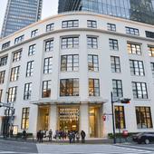 東京駅徒歩1分のKITTE最上階。