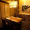 大人の街・銀座にふさわしいしっとりと落ち着いた雰囲気の寿司店