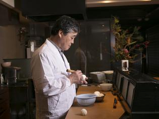 和食の真髄は「ダシ」と「塩梅」それにつきます