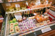 スペイン産の各種チーズ